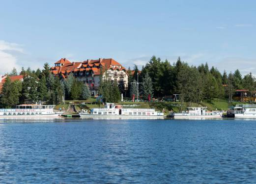 Hotel Robert`s Port **** Lake Resort & SPA